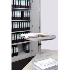 Clamp-On-Desk Shelf