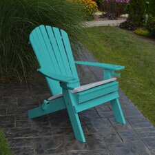 Adirondack Chair with Cup Holder