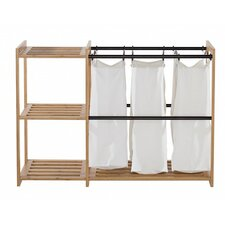 EcoStorage™ 3 Bag Laundry Sorter