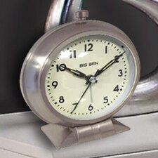 Metal Case Alarm Clock