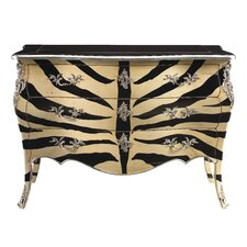 Parc Saint-Germain 3 Drawer Commode/Chest by French Heritage