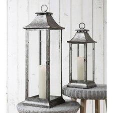 Lantern in Silver