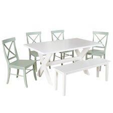 Medulla 6 Piece Dining Set