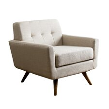 Calvert Fabric Arm Chair