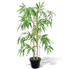 Iggy Bamboo Artificial Tree in Pot