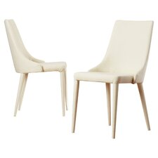 Lebron Upholstered Dining Chair (Set of 2)