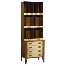 Felix 71 Standard Bookcase by French Heritage