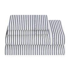 Signature 200 Thread Count Stripe Print Sheet Set