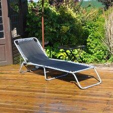 Garden Sun Lounger (Set of 2)