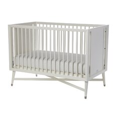 Mid-Century 3-in-1 Convertible Crib