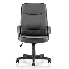 Blitz High-Back Leather Executive Chair