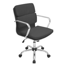 Kendall Leather Desk Chair