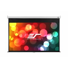 "Manual SRM Pro Series White 100"" diagonal Manual Projection Screen"
