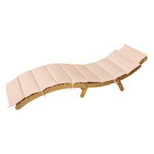 Bora Bora Sun Lounger with Cushion
