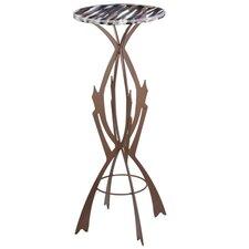 Marina Fused Telephone Table by Meyda Tiffany