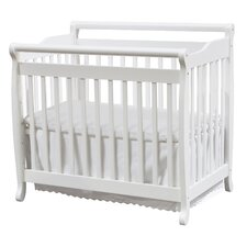 Emily 2-in-1 Portable Mini Convertible Crib