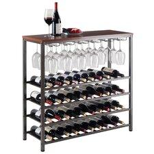 Michelle 40 Bottle Floor Wine Rack