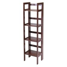 Narrow 51 Etagere Bookcase by Luxury Home