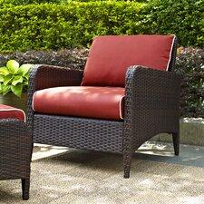 Boller Arm Chair with Cushion