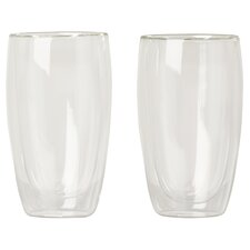 Pavina 15 Oz. Double Wall Insulated Tumbler (Set of 2)