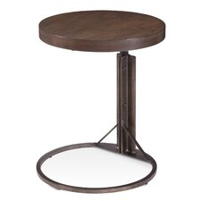 Martina End Table by 17 Stories