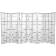 48 Noan Window Panel Room Divider by World Menagerie