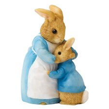 Mrs Rabbit and Peter Figure