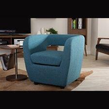 Baxton Studio Ramon Barrel Chair by Wholesale Interiors