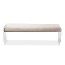 Baxton Studio Hildon Upholstered Bedroom Bench by Wholesale Interiors