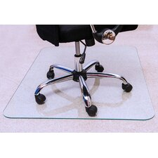 Cleartex Glaciermat Hard Floors All Pile Chair Mat