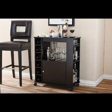 Baxton Studio Bar Cabinet