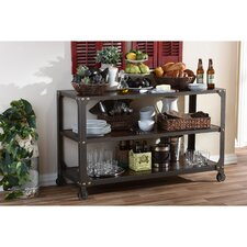 Baxton Studio Dreydon Console Table by Wholesale Interiors