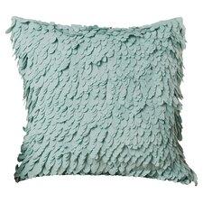 Luanna Ruffle Throw Pillow