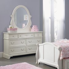 Maia 7 Drawer Double Dresser
