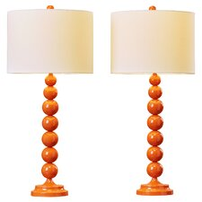 "Oakwood 31"" Table Lamps (Set of 2)"