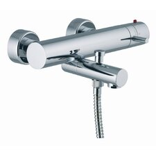 Spillo Wall Mounted Electronic Faucet Less Handles