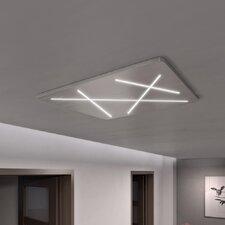 Tureis LED Brushstroke Flush Mount