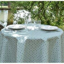 160 cm W x 160 cm D Round Wipe-clean Tablecloth