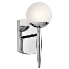 Jasper 1-Light Wall Sconce