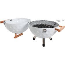 """8.5"""" Golfball Charcoal Grill"""