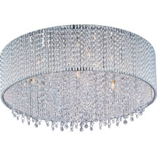 Joffe 7-Light Flush Mount