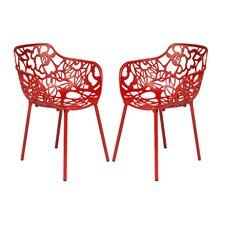 Devon Arm Chair (Set of 2) by LeisureMod