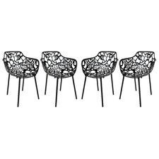 Devon Arm Chair (Set of 4) by LeisureMod