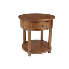 Attic Heirlooms End Table by Broyhill®