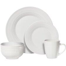 Sierra Everyday 16 Piece Dinnerware Set, Service for 4
