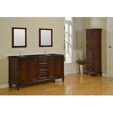 Classic 70 Double Bathroom Vanity Set by Direct Vanity Sink