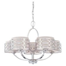 Helina 5-Light Drum Chandelier