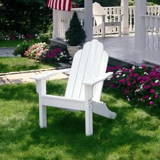 Classic Adirondack Chair - EnviroWood by Seaside Casual