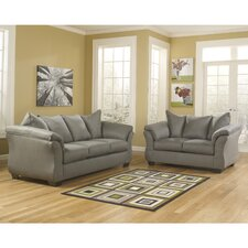 Lavery 2 Piece Signature Design by Ashley Living Room Set  by Red Barrel Studio®
