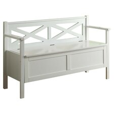 Nilsson Two Seat Storage Entryway Bench by Darby Home Co®